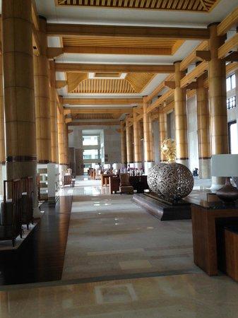Renaissance Sanya Resort & Spa: Reception