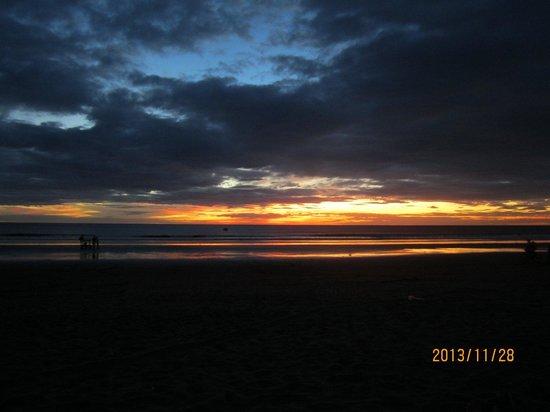 Rancho Esperanza: Amazing sunsets every night