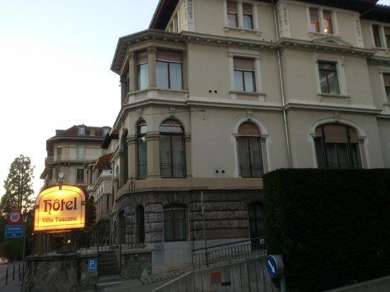 Montreux Clarens - Villa Toscane