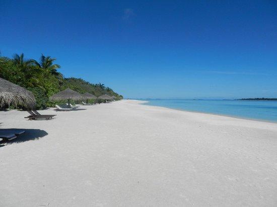 Kihaa Maldives: Lagoon Beach