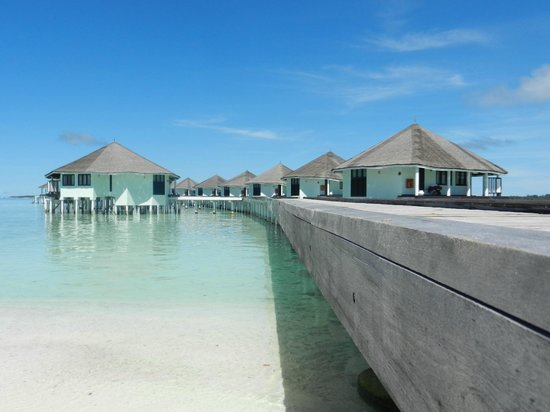 KIHAAD Maldives: Water Bungalows