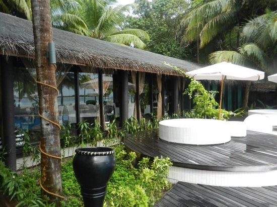Kihaa Maldives : Restaurant