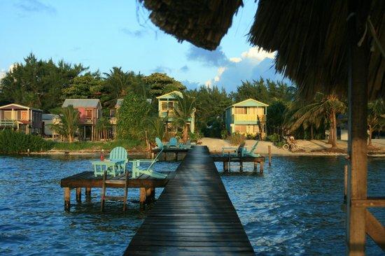 Colinda Cabanas : View of Colinda's