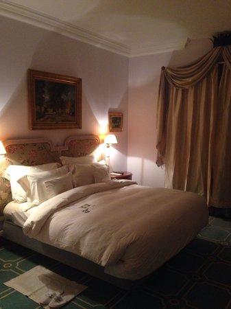 Pestana Palace Lisboa Hotel & National Monument: La camera.