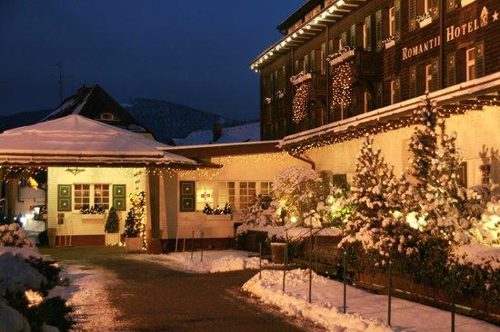 Treschers Schwarzwald Romantik Hotel: verträumter Advent...