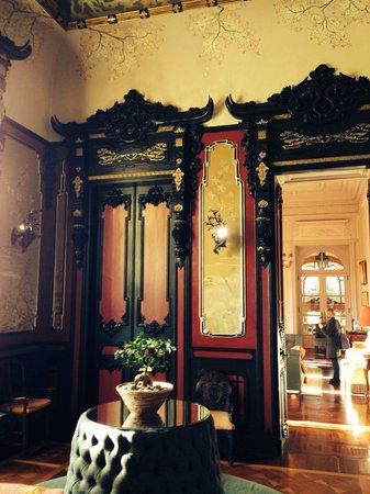Pestana Palace Lisboa Hotel & National Monument: I saloni