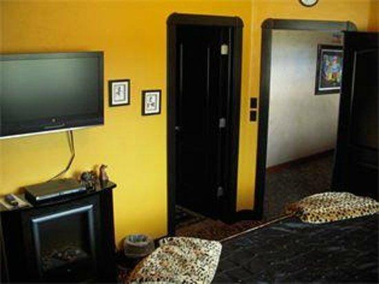 Inn at Snow Meadows Boutique Hotel : Safari Room