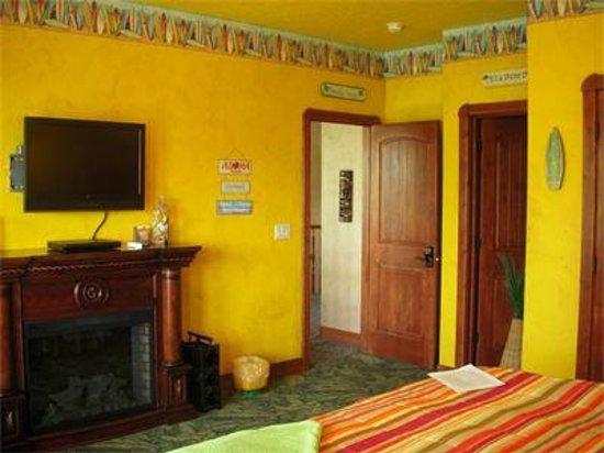 Inn at Snow Meadows Boutique Hotel : Beach Suite