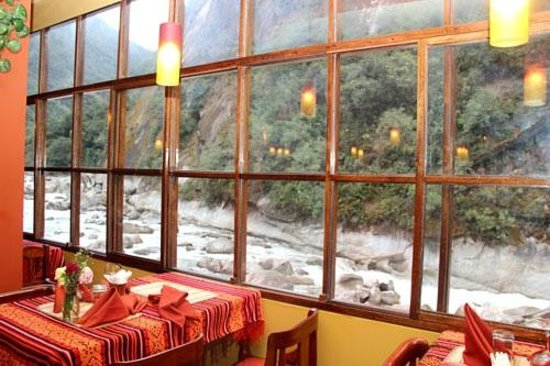 Hostal La Payacha: Restaurant view