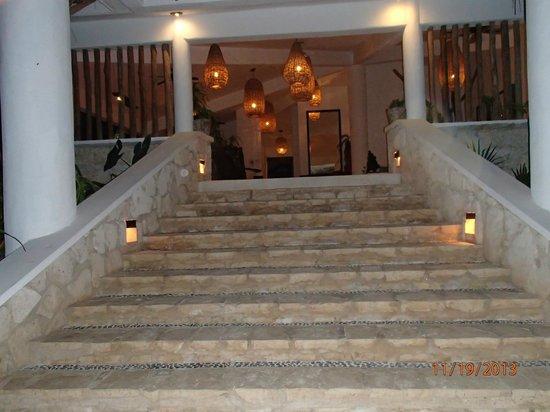 The Beach Tulum: hotel entrance