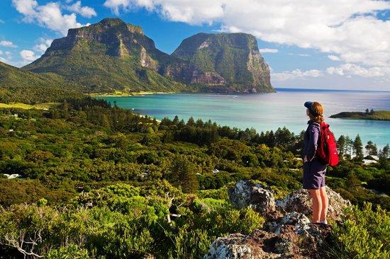 Capella Lodge : Hikers Paradise