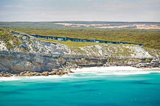 Southern Ocean Lodge: Sensitive Design