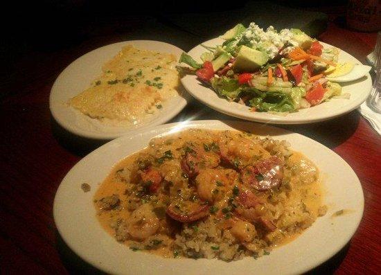 Copeland's of New Orleans: Dinner