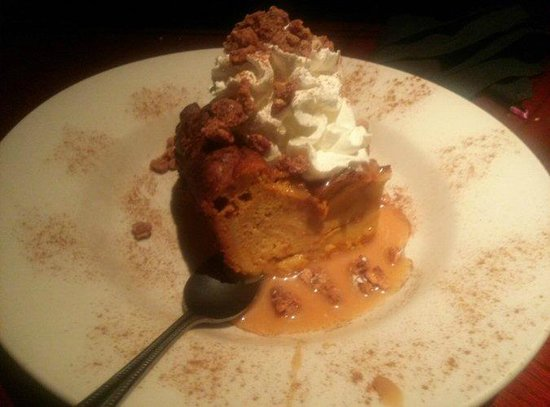 Copeland's of New Orleans: Bread Pudding