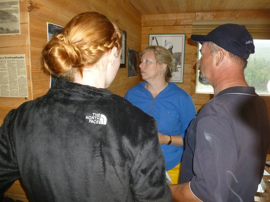 Rugged Beauty Boat Tours: Learning about Newfoundland History
