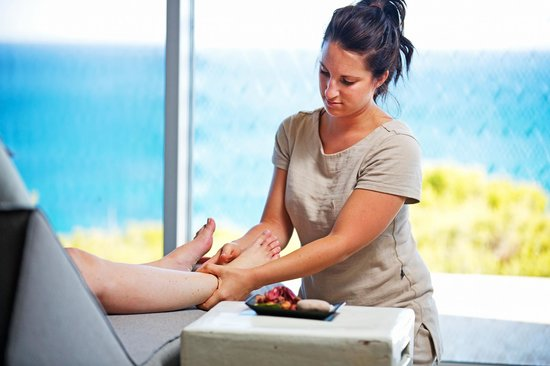 Southern Ocean Lodge: Revitalising Treatments