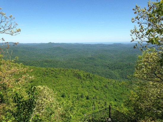 The Mountain Retreat and Learning Center : A view from The Mountain
