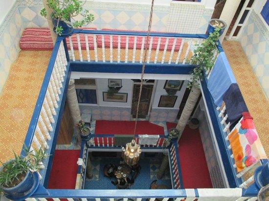 Dar El Pacha : Le patio ;)