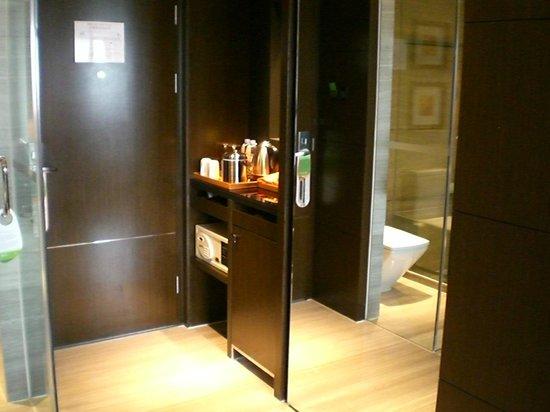 Courtyard Shanghai Xujiahui : Bathroom zone