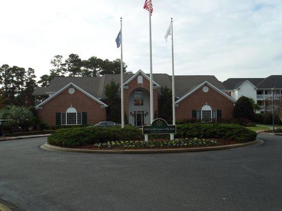 Wachesaw Plantantion East Golf Club: SC-WACHESAW_EAST-SIGN