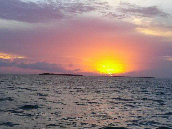 The Banyan Resort: sunset from Fury champagne cruise