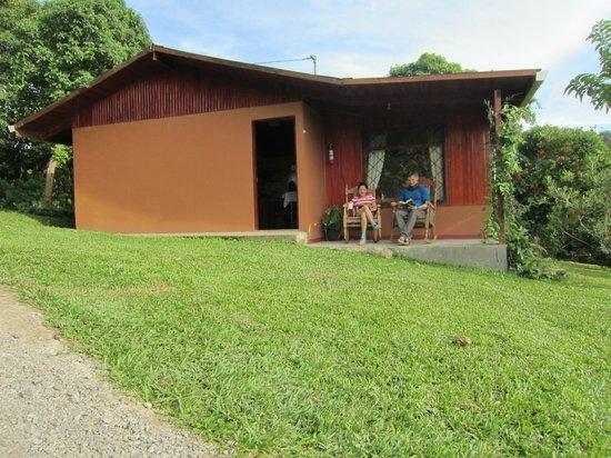 Cabanas La Pradera : cabanas