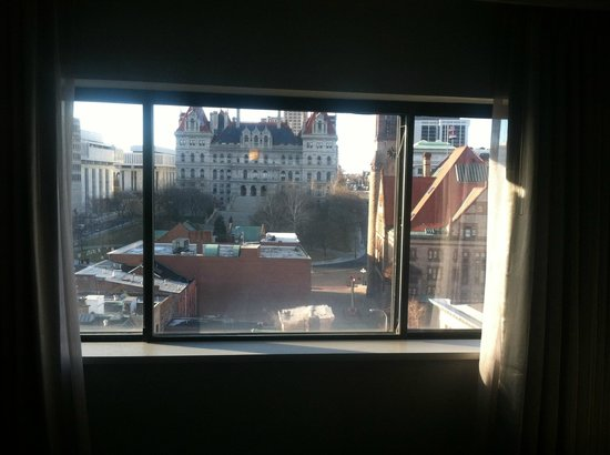 Hilton Albany: View