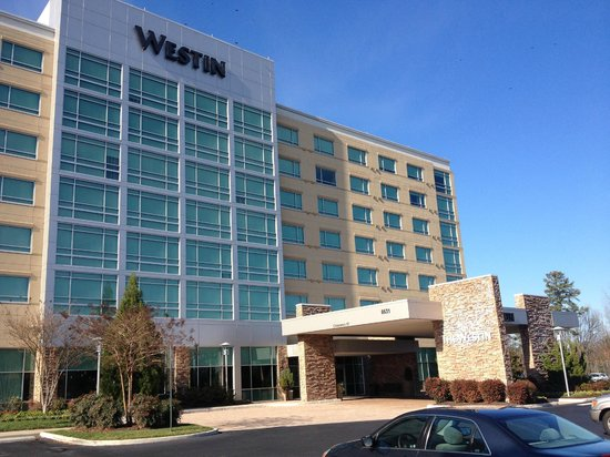 The Westin Richmond: Exterior of Hotel