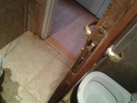 Hotel La Aldea: baño respira hondo y entra