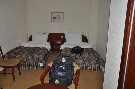 Zgoda Apartments Hotel: Room 406