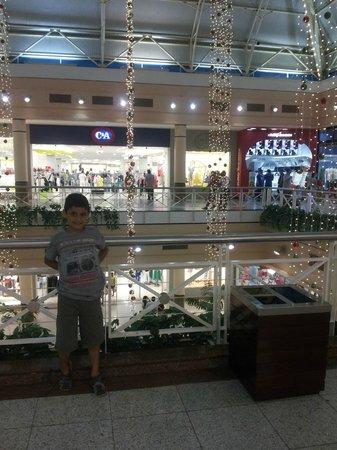 Decoracion navide a picture of shopping center iguatemi - Decoracion navidena 2013 ...