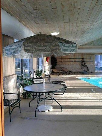 Days Inn by Wyndham Petoskey : Pool Room