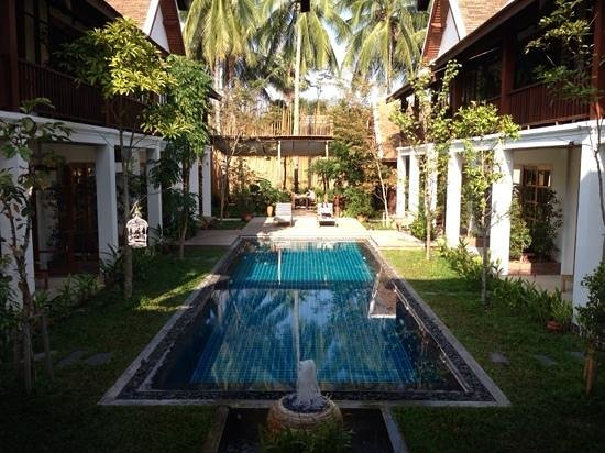 Le Sen Boutique Hotel : pool