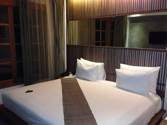 Le Sen Boutique Hotel : deluxe room