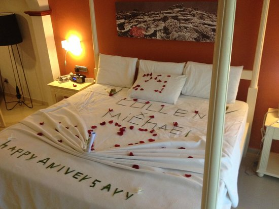 Grand Palladium Bavaro Suites Resort & Spa : Marleny made our room awesome