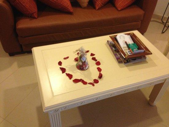 Grand Palladium Bavaro Suites Resort & Spa : Anniversary