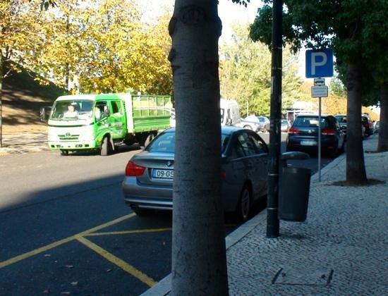 Hotel Miraparque: Vista da frente do hotel!