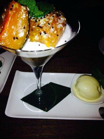 Mamasan: Dessert - Sweet pumpkin YUM
