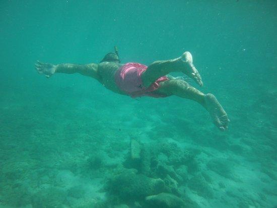 Boardwalk Hotel Aruba: water