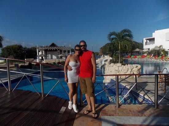 Sunset Marina Resort & Yacht Club : nuestro hotel