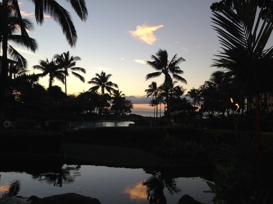 The Westin Kaanapali Ocean Resort Villas: The perfect end to the perfect day