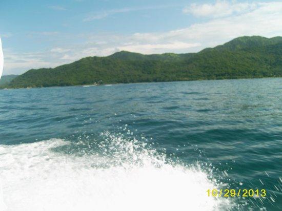 Guanaja, Honduras: boating/fishing