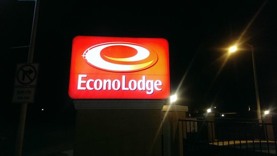 Econo Lodge Moonlight Beach: EconoLodge