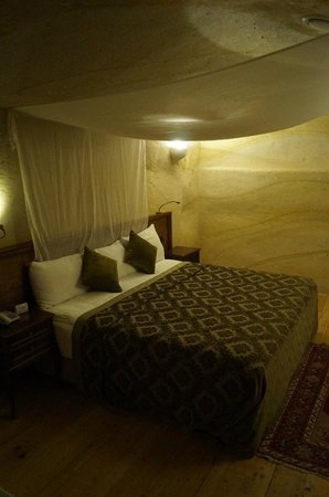 Fresco Cave Suites & Mansions : Bedroom