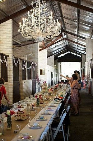 Gooree Park: High Tea in the Stables