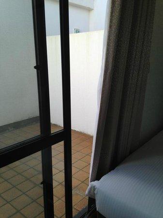 BEST WESTERN Naha Inn: terrace
