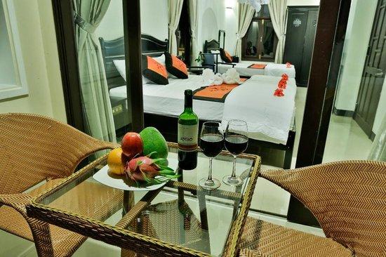 Green Tea Homestay : Deluxe room