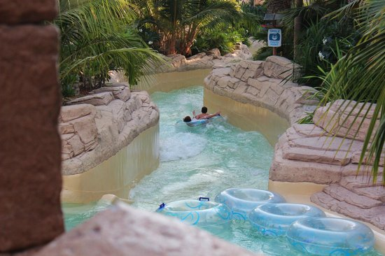 Atlantis, The Palm: ÁREA RECREATIVA DEL HOTEL (AQUADVENTURE)