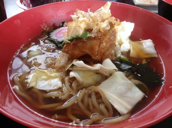Yamasan, Casa de Ramen: 角煮ラーメン