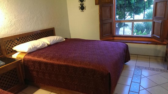 Hotel Mision Catavina: We had a room with two beds